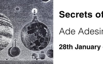 Secrets of the Sand by Ade Adesina