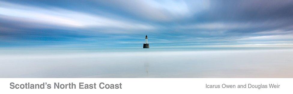 Icarus Owen and Douglas Weir   Scotland's North East Coast
