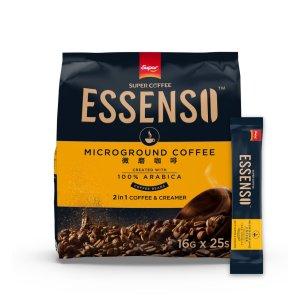 Essenso Microground Coffee - 2 in 1 Coffee & Creamer