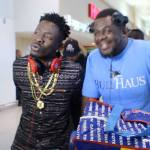OH YEAH! SHATTA WALE IS ABOUT TO HAVE LUNCH WITH OBAMA IN THE STATES