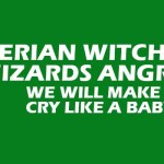 NIGERIAN WITCHES & WIZARDS ASSOCIATION SEND LAST WARNING TO BOKO HARAM OR ELSE…