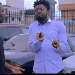 HILARIOUS! WATCH BASKETMOUTH AND BOVI IN LOVE TRIANGLE