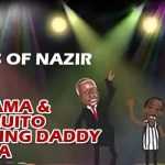 WATCH N LAUGH: TALES OF NAZIR EPISODE ONE: MAHAMA & GENERAL MOSQUITOE REPORTED TO HEAVEN