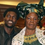 Emmanuel Adebayor Throws Mum Out Of His House Over WitchCraft Allegations