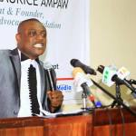 """""""Report any man who engages in licking to the police; lickers are foolish and abnormal"""" – Lawyer Maurice Ampaw"""