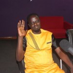 Ofori Amponsah Struggles To Give His Favorite Bible Quotation,Explains Alewa And Finally Talks About Sarkodie.