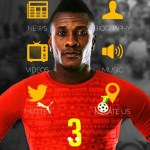 Asamoah Gyan To Give Out Freebies To His Fans On His Birthday