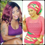 New 'Beef'- Afia Schwarzenegger And Diamond Appiah Takes On Each Other Again.This Time, Real Hard!