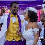 We Know Kwaw Kesse As 'The Man Insane'. Here's How His Wife Knows Him