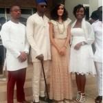 First Photos From Sonia Ibrahim's Traditonal Wedding Ceremony