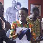 The 10,000 TOMS Shoes Abraham Attah Asked For Are In Now & Here's What Will Happen