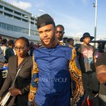 Jidenna Arrives In Lagos To Release His Album   See The Photos