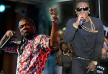 VIDEO: Samini & Shatta Wale Make Peace At SaminiFest 2016 As They Perform Together
