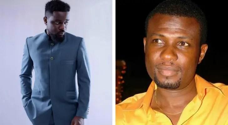 Mark Okraku Mantey Threatens To Sue Sarkodie