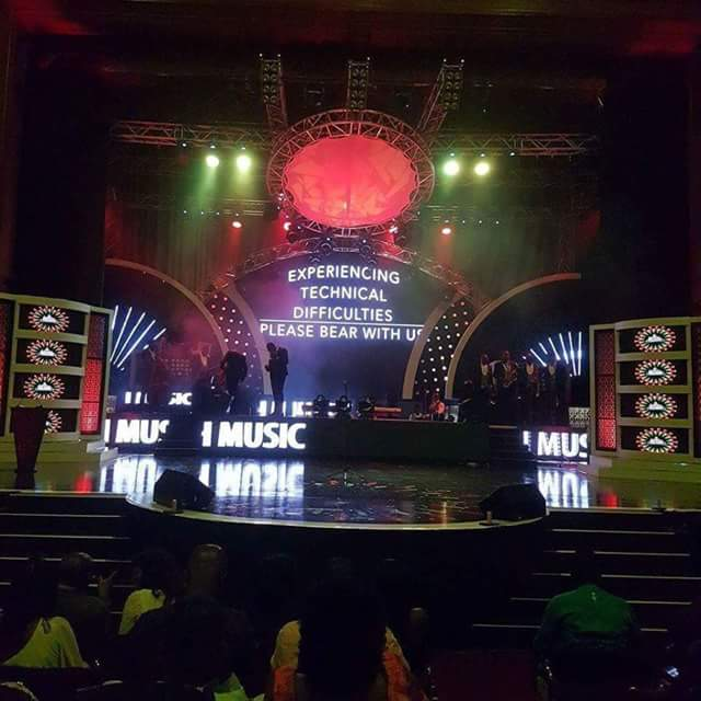 Lights Out (Dumsor) at AICC During The 2017 VGMAs