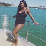 Hot Photos: Serena Williams Shares Pregnancy Photos Whilst In A Bikini