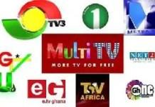 Ghana Media Houses