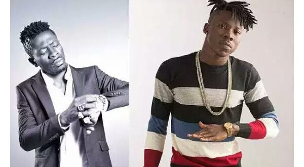 Image result for Bullying is Shatta Wale's strategy to keep his name going – Stonebwoy