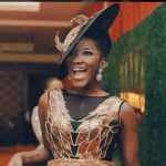 Oh Yeah! Ebony Performed Her First Gospel Music In Church–Watch Her Looking All Decent & Beautiful In God's Presence