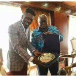 Artistes Who're 'Jealously' Dying To Meet Akufo-Addo Are Dumb – Shatta Wale