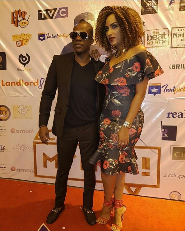 Juliet Ibrahim & Iceberg Slim