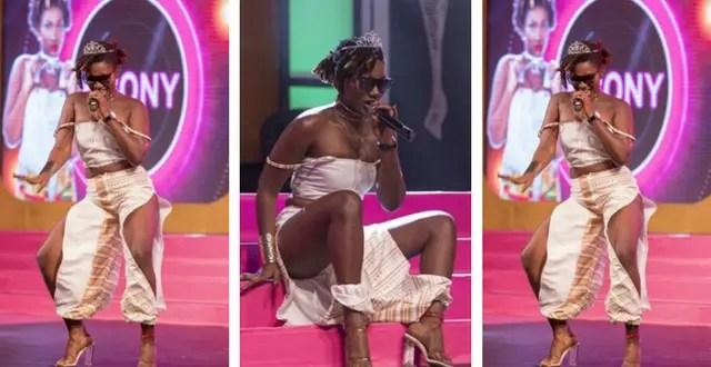 Image result for ebony ghana perform