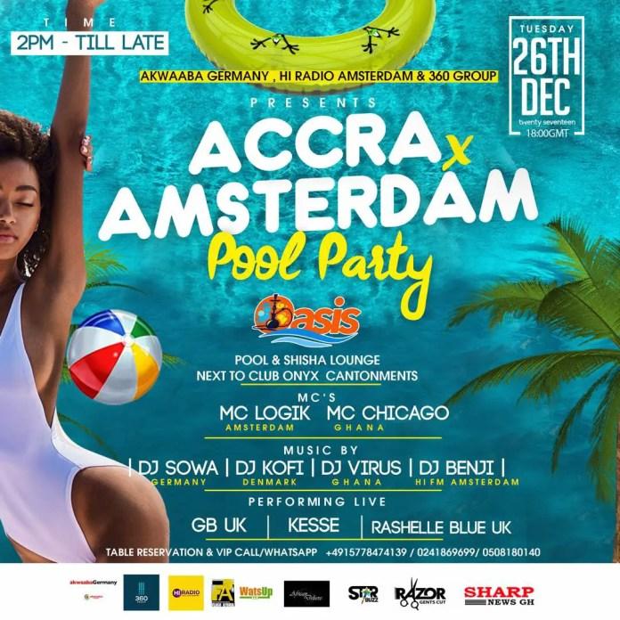 Akwaaba Germany -  Accra x Amsterdam