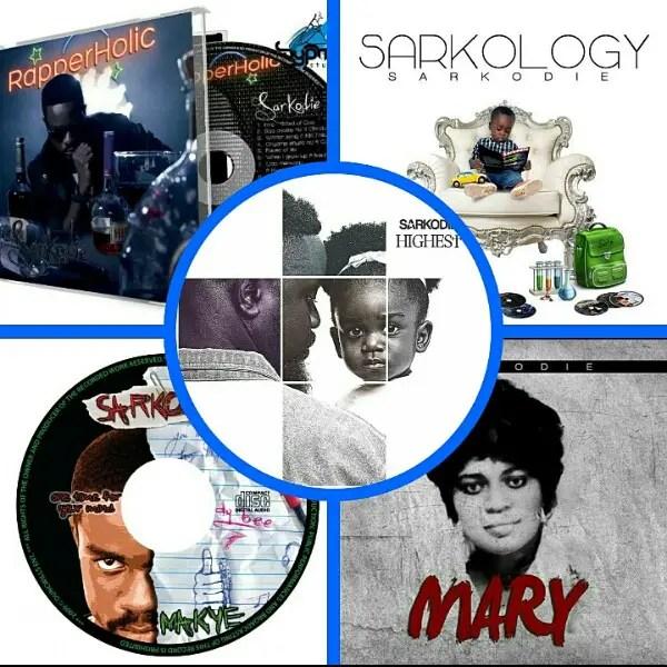 Sarkodie Albums