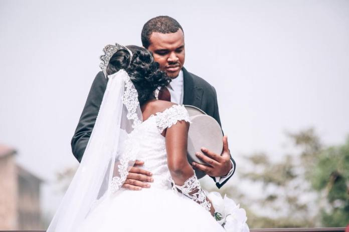 Pictures from Dag-Heward Mills's Son, Pastor Joshua's wedding