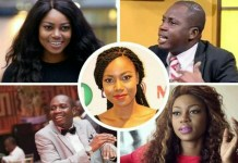 Yvonne Nelson & Counsellor Lutterodt