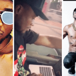Did EL Disregard Sarkodie's Call For Road Safety? He Posts A Video Driving & Producing On His Laptop & Even His Fans Are Angry With Him (Video+Screenshots)