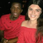 PHOTO: We Just SPOTTED Kofi Kinaata's Girlfriend And She's A White Girl (+How Social Media Reacted)