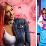 The Break-Up Is REAL; Juliet Ibrahim Deletes All Pictures Of Iceberg Slim From Her Social Media Account (+Screenshot)