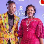 Stonebwoy's Wife Explains Why She Hardly Makes New Friends On Social Media