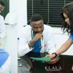 These ADORABLE Pre-Wedding Photos of A Medical Doctor & Nurse Are 'Disturbing' The Internet