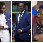 Shatta Wale, Stonebwoy & Zylofon Media Boss Nana Appiah Mensah Nominated For Ghana's Most Influential Awards (+ Full Nominees)