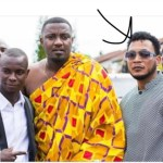 Nana Boroo Appears As 'Micheal Jackson' At John Dumelo's Traditional Wedding And Trolls Can't Stop Making Fun Of Him (+Photo/Screenshot)