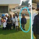 Anas In The Making: Baby Anas Aremeyaw Anas Surfaces & Internet Users Can't Stop Sharing (+ Photo)