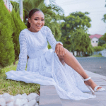 Akuapem Poloo Unleashes Hot Photos To Wish Fans A Merry Christmas