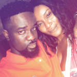 Sarkodie is refusing to feature me in any of his songs – Tracy Sarkcess cries out (+ screenshot)