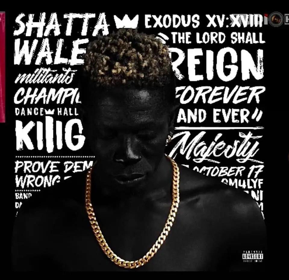 reign-album cover art