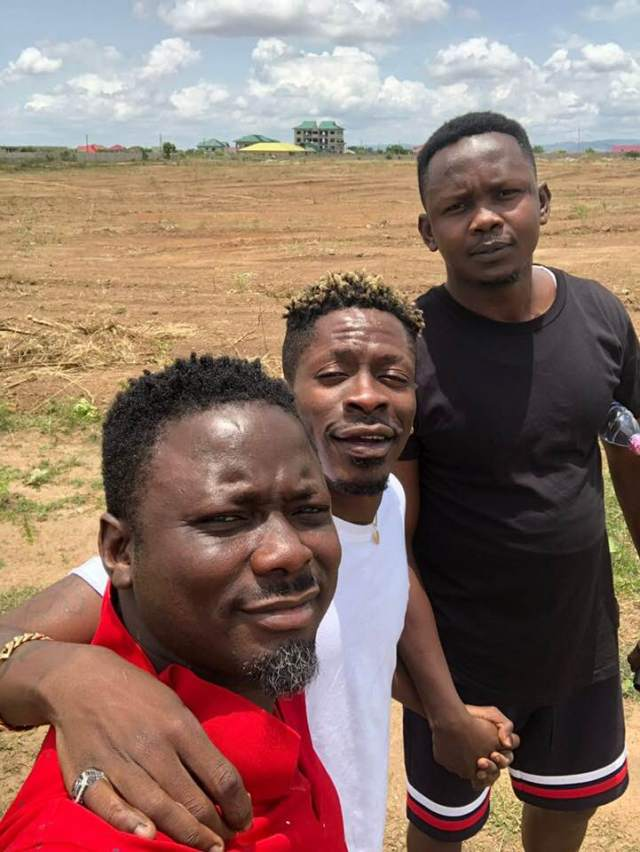 New Photos That Show Shatta Wake And Stonebwoy Have Reunited