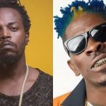 Kwaw Kesse Finally Supports Shatta Wale's Reign Album Launch And Calls Shatta His School Son