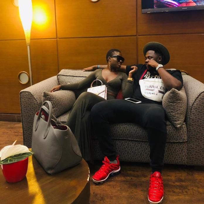 amgmedikal 44306730 322611991898830 6131342704222842834 n - Is Fella Makafui Expecting A Child With Medikal? Here is why We think So