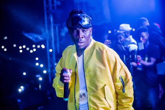 Ghanaian Dancehall artiste Stonebwoy