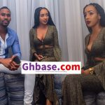 Ibrah One And Wife Look Stunning As They Stepped Out For The DJ Mensah All White Party In Grand Style(+Photos)