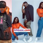 You Stole My Heart; Keep And Protect It Else You Will See- Fella Makafui Warns Medikal