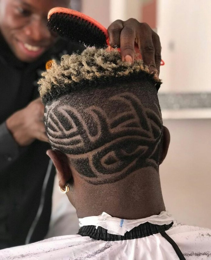 IMG 20190226 035936 230 - Get Familiar With Celebrity Barber, The Brain Behind Sarkodie, Shatta Wale, KiDi, Other Celebrities' Haircut