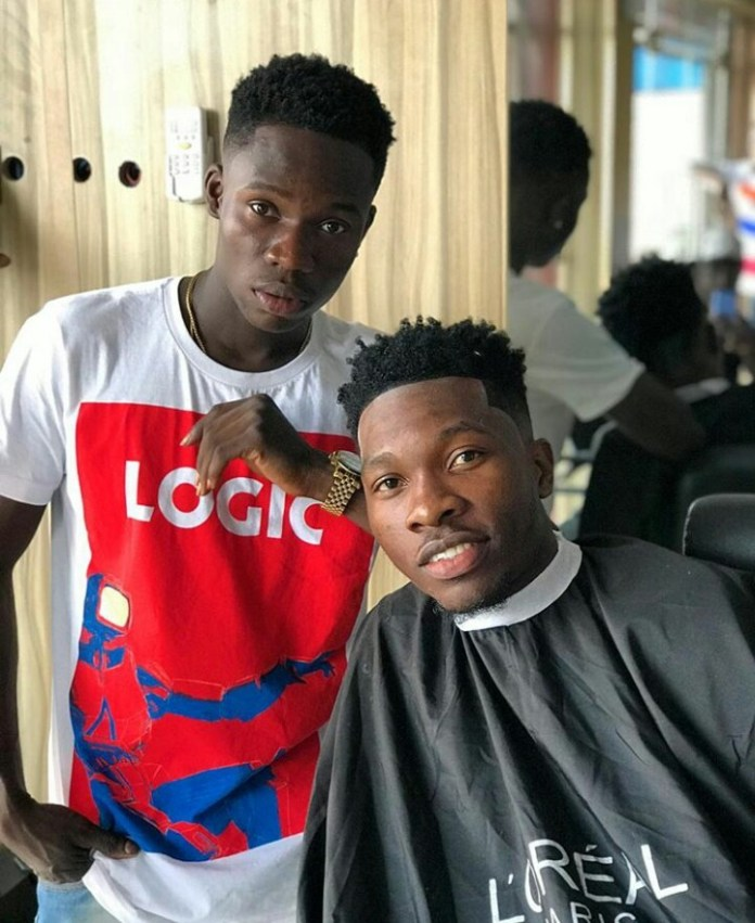 IMG 20190226 040012 984 - Get Familiar With Celebrity Barber, The Brain Behind Sarkodie, Shatta Wale, KiDi, Other Celebrities' Haircut