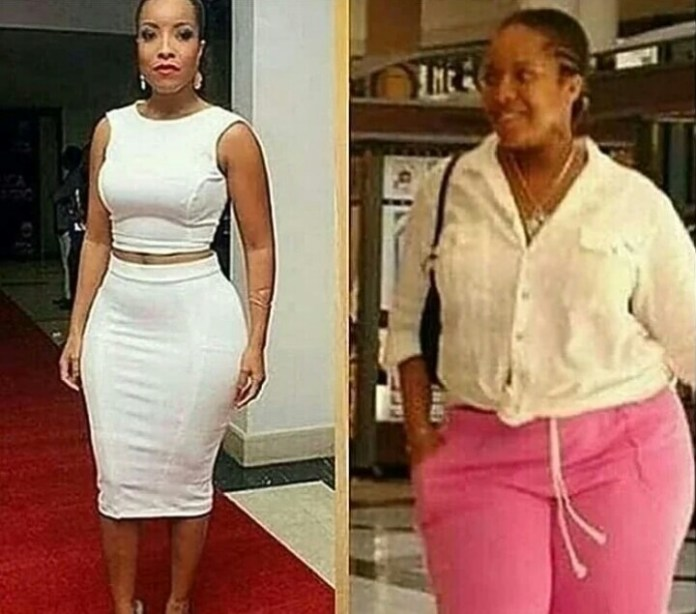 IMG 20190228 050046 818 - 5 Ghanaian Celebrities Who Have Lost Weight Overnight Perhaps Due To Good Dieting